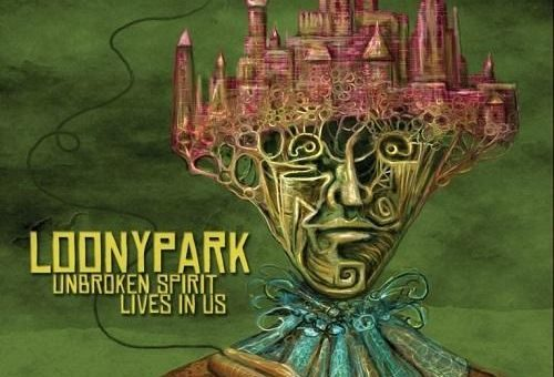 "LOONYPARK – ""UNBROKEN SPIRIT LIVES IN US"""