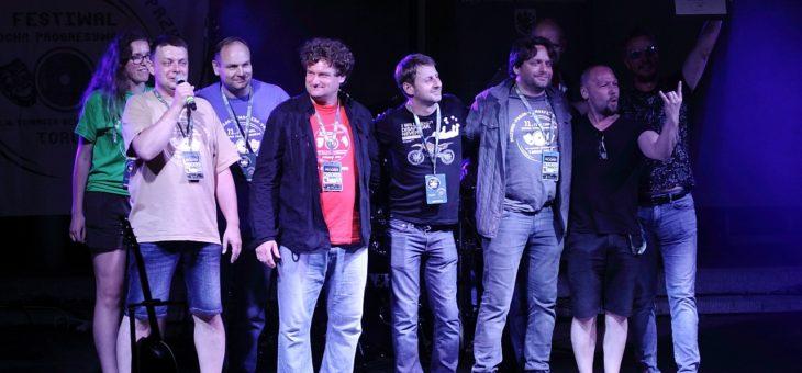 "Nagroda im. Roberta ""RoRo"" Roszaka – XI Festiwal Rocka Progresywnego w Toruniu, 8.7.2017"