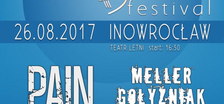 X Ino-Rock Festiwal / 26.08.2017 / Inowrocław
