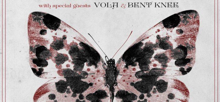 Haken + VOLA & Bent Knee / 27.02.2019 / Kwadrat / Kraków