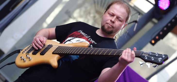 Frontal Cortex – 13 Festiwal Rocka Progresywnego w Toruniu, 7.7.2019